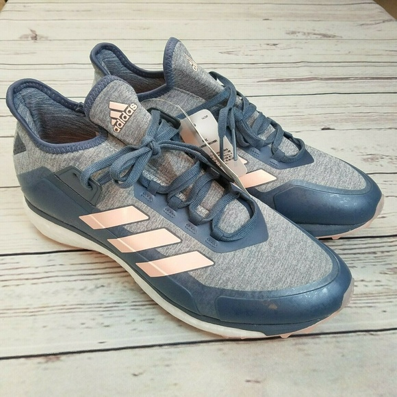 competitive price ae7ef 38d84 Adidas Fabela X Boost Women's Field Hockey Shoes NWT
